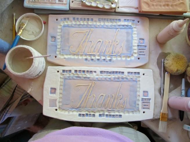 Gratitude Award Tiles