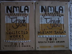 2014 - Miriam Sagan & Collected Works