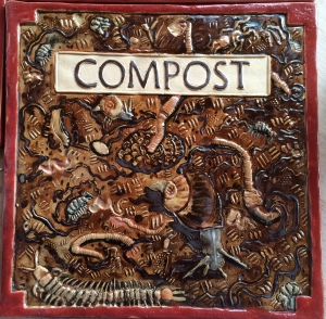 finished Compost tile